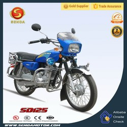 Motorcycles Manufacture Chinese 150cc Street Motorcycle SD125
