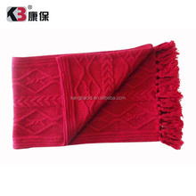 2015 Hot sellinghand knitted scarf patterns/multicolor knitted scarf/ fashion hand knitting scarf