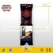 Arcade coin operated shooting electronic darts machines for sale