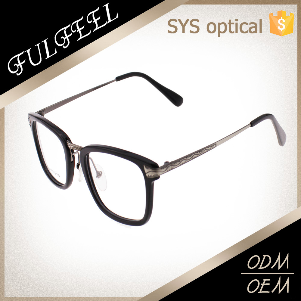 High End Eyewear Eyeglasses Frame Made In China - Buy ...