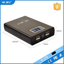 convenient power bank for travelling