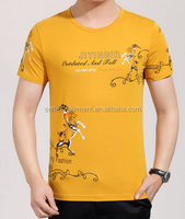 fashion latest men's tshirts