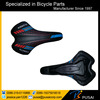 Comfortable gel bicycle saddle cover