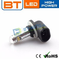 Super Quality Auto 5/10 Watt Led W/B/R/Y for choice T10 BA9S Light Festoon