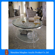 100% New brand acrylic occasional tables/acrylic folding table/acrylic tall table