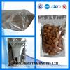 plastic stand up zipper packaging bag for chips/snacks plastic frozen food packaging bag