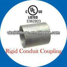 UL standard galvanized rigid coupling