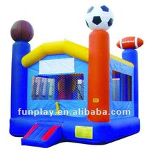 2012 Movement inflatable bouncers sport