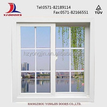 large,morden double glass window,popular in china