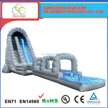 Adult and kid offer inflatable slides
