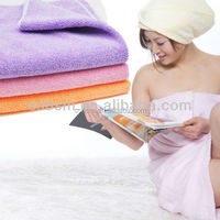 Bath Towel With Velcro