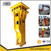 Powerful Silenced Type Hydraulic Breaker Hammer & Spare Parts for Sale Soosan SB40
