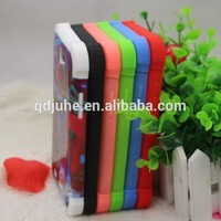 high quality sublimation mobile phone case for Samsung GALAXY Note 2 N7100 2-in-1 3D cover