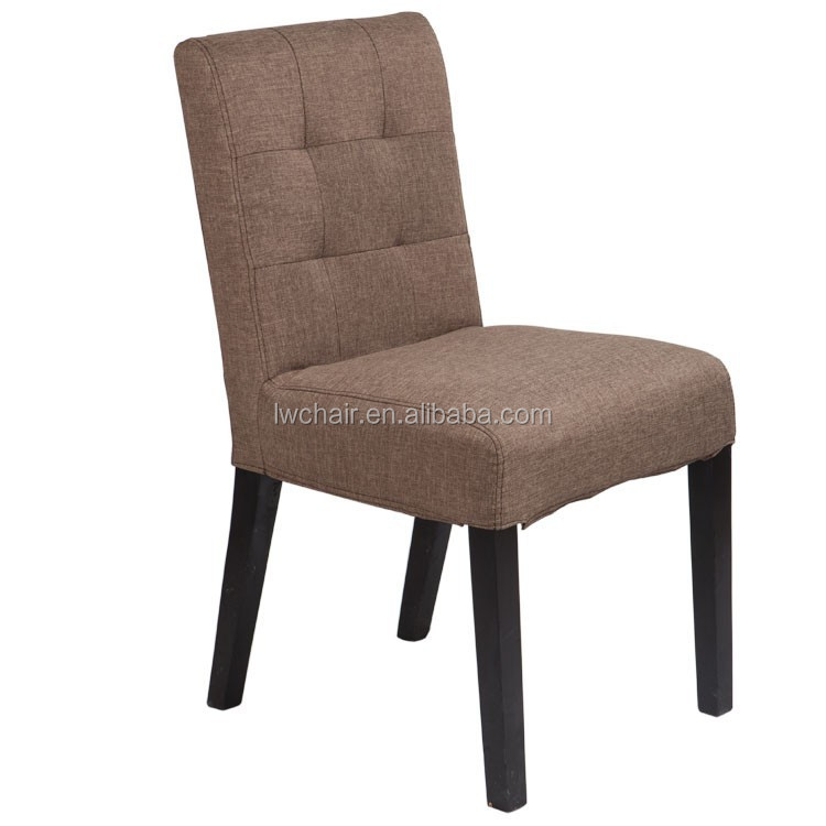 morden high back fabric dining chair restaurant chair hotel chair