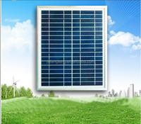 20W Polycrystalline Solar Panels with High Efficiency