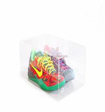 Retailers General Merchandise new style acrylic shoe display case