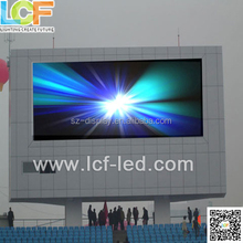 2014 china xxx video high quality p16 full color xxx video led display for information message