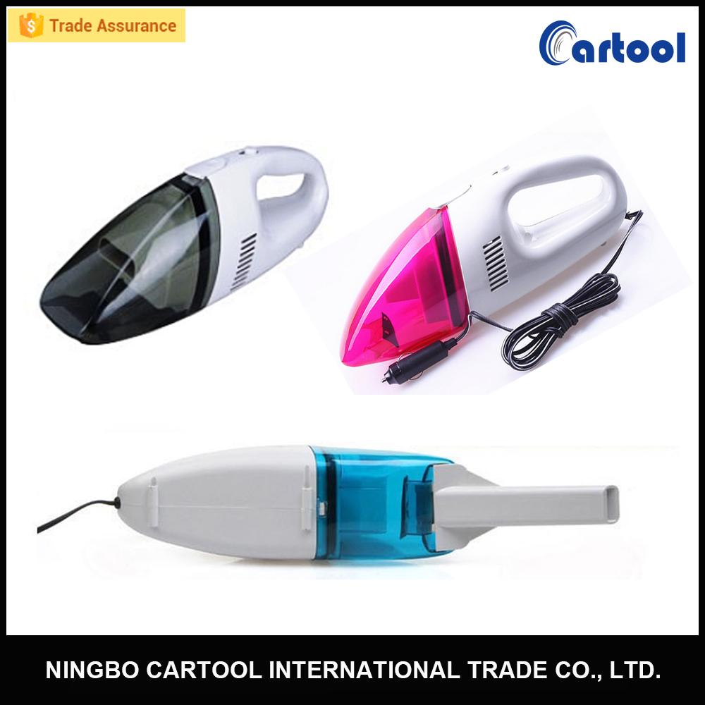 Portable heavy duty voiture mini aspirateur