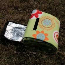 most popular foldable picnic mat outdoor use beach mat beach bag with mat IM2386