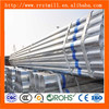 DN125 galvanized carbon steel pipe with CE certificate