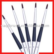 Applicator eyeliner brush