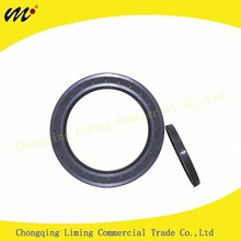 China Manufacturer Automotive and Automobile Application Ground Metal O.D Double Lip Dustproof Car FVMQ TB Oil Seal