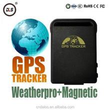 Mini global Real time GSM/GPRS Tracking device TK102 GPS Tracker Vehicle/car gps tracker