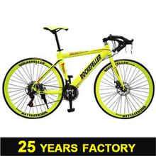4 700C steel road bike 21 speed 700c bicycle wholesale