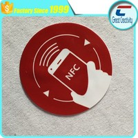 NFC ISO14443A Chip Passive Sticker Business for Wholesales - NXP Ntag213 Chip