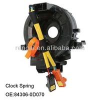 Clock Spring Airbag For Toyota Corolla ZRE152 2007-2010 Model 84306-0D070