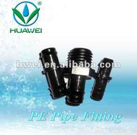 Shanghai Huawei Brand PE Pipe Fittings