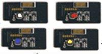 Toner chips for Samsung CLT-508 Color toner cartridge