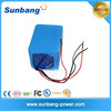 High quanlity 12v 20ah lithium ion battery pack bms from factory