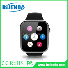Newest Bluetooth Smart Watch W3 for IOS and Android with touch screen MTK2502 with heart rate monitoring
