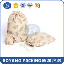 eco drawstring bag cotton