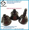 CHINA OEM AUTO PARTS STEEL CV JOINT AND BOOTS KITS