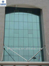 Hot sell 4-12mm Commercial and Residential Construction Curtain wall Glass