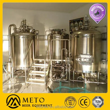 Used Craft /Commercial Beer Brewery Equipment For Sale