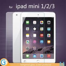 Clear Tempered Glass Screen Guard for iPad Mini 3