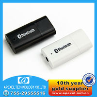 high quality portable mini wireless bluetooth music receiver for iPhone ipod ipad samsung smart phone with bluetooth devices