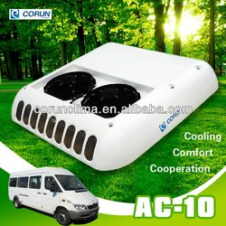 Roof mounted air conditioning for mini bus/ van-- AC10 10KW/34100BTU/8600Kcal/h