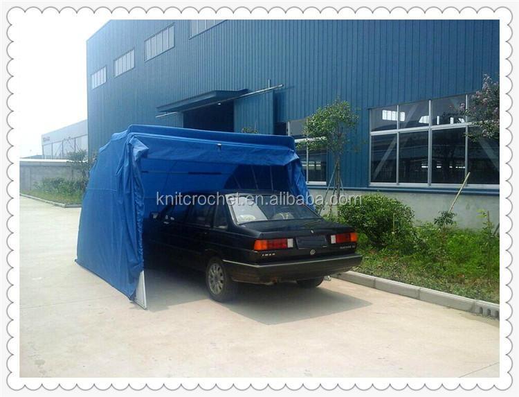 Folding Portable Car Shelter : Folding portable car garage carport exporting to