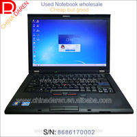T410 14 inch i5 540M Dual Core 2G DDR3 250G Hard drive cheap second hand used notebook laptop for Africa