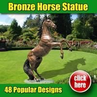 Popular designs Horse Statue vastu with low price