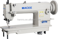 0302 heavy duty top and bottom feed sewing machine