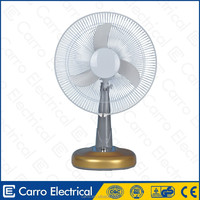 Good quality 13watts electric table fan table fan guard grill
