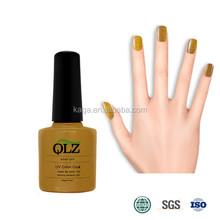QLZ081# QLZ gel polish manicure OEM uv gel polish 10 ml gel fingernail polish