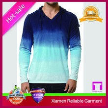 Hot Selling high quality cheap simple plain slim fit hoodies Trade Assurance