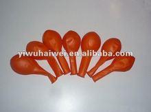 """10"""" latex metallic balloon"""