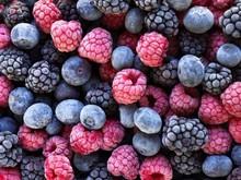 FROZEN BERRIES & FRUITS